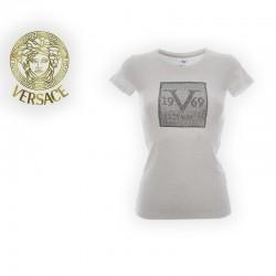 T-shirt Versace Gris