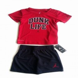 "Ensemble Jordan ""Dunk life""..."