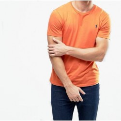T shirt RALPH LAUREN orange