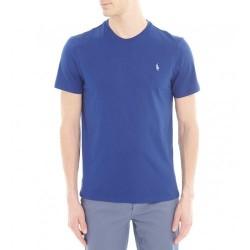 T shirt RALPH LAUREN bleu