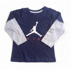 T-shirt Jordan trompe-l'œil...