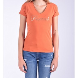 T-shirt Kaporal Orange brique