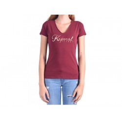 T-shirt Kaporal Rouge Raisin