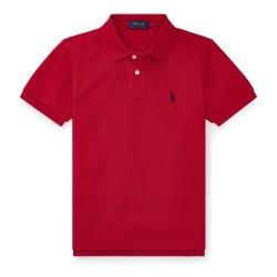 Polo RALPH LAUREN Enfant rouge