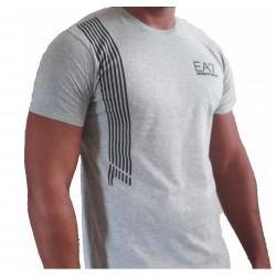 T-shirt EA7 gris