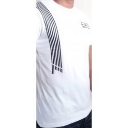 T-shirt EA7 blanc