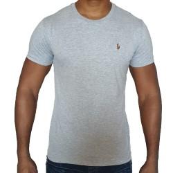 T-shirt R. LAUREN gris