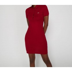 Robe LACOSTE Rouge